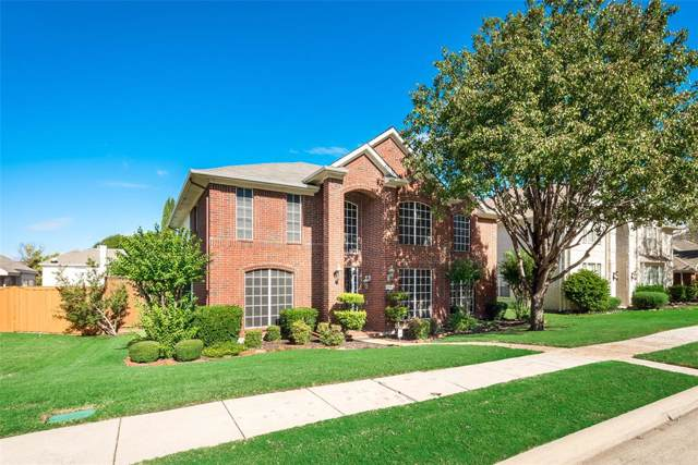 5708 Alister Lane, The Colony, TX 75056 (MLS #14216776) :: The Kimberly Davis Group