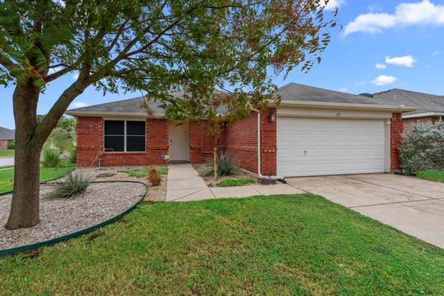 715 Rock Springs Drive, Burleson, TX 76028 (MLS #14216787) :: RE/MAX Town & Country