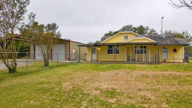 5590 County Road 323, Terrell, TX 75160 (MLS #14216790) :: RE/MAX Town & Country