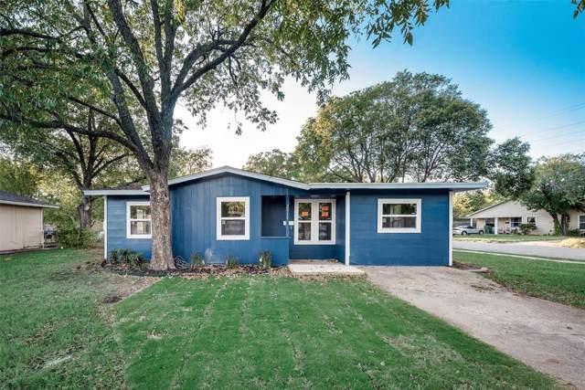 2917 Elm Park, Richland Hills, TX 76118 (MLS #14216822) :: Tenesha Lusk Realty Group