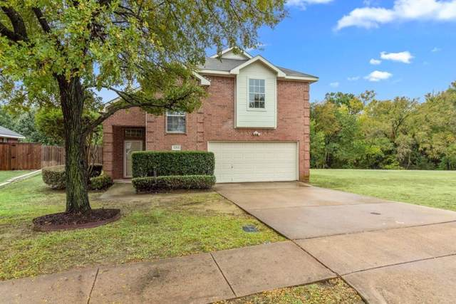 1264 Marchant Place, Lewisville, TX 75067 (MLS #14216853) :: RE/MAX Town & Country