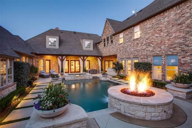 5807 Boca Raton Drive, Dallas, TX 75230 (MLS #14216885) :: The Mitchell Group