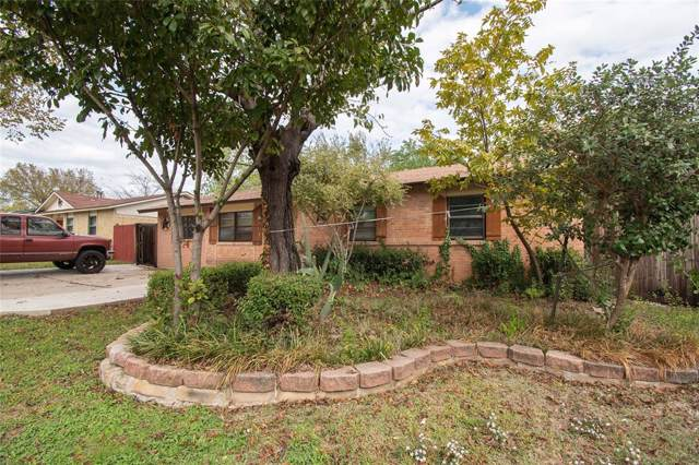 2334 Narobi Place, Mesquite, TX 75149 (MLS #14216907) :: All Cities Realty