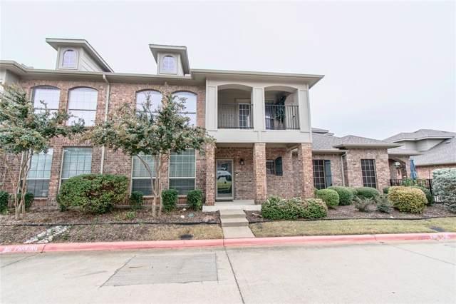575 S Virginia Hills Drive #1603, Mckinney, TX 75072 (MLS #14216911) :: Robbins Real Estate Group