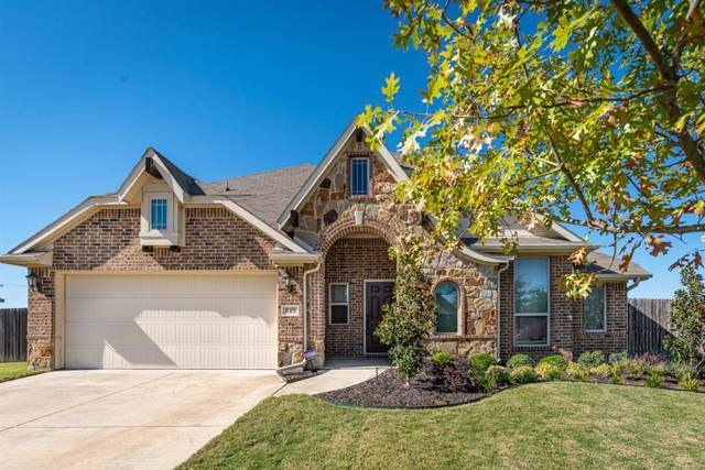849 Graham Drive, Burleson, TX 76028 (MLS #14216986) :: RE/MAX Town & Country