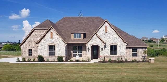 12541 Villa Milano Drive, Aledo, TX 76126 (MLS #14217018) :: Real Estate By Design