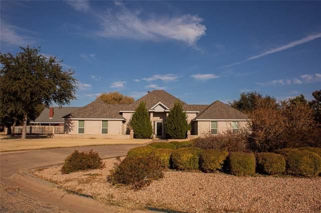 1901 Marathon Road, Abilene, TX 79601 (MLS #14217037) :: The Chad Smith Team