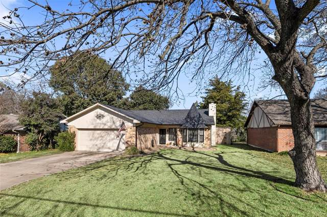 513 E Heath Street, Rockwall, TX 75087 (MLS #14217051) :: RE/MAX Town & Country