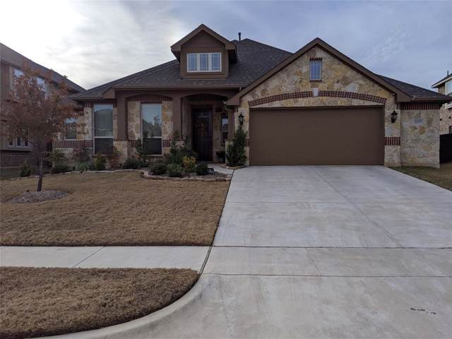 1177 Spring Cress Drive, Burleson, TX 76028 (MLS #14217056) :: The Mitchell Group