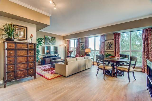 3401 Lee Parkway #609, Dallas, TX 75219 (MLS #14217117) :: The Mitchell Group