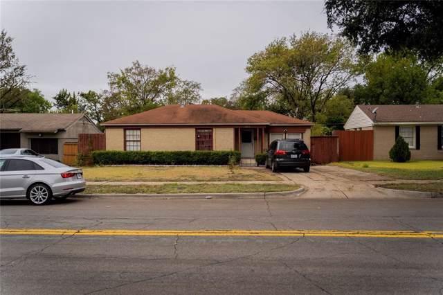 10913 Joaquin Drive, Dallas, TX 75228 (MLS #14217131) :: Lynn Wilson with Keller Williams DFW/Southlake