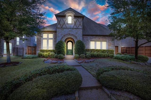 4613 Blackshear Trail, Plano, TX 75093 (MLS #14217144) :: Hargrove Realty Group