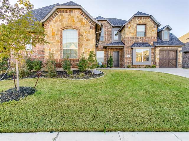 133 St Elias Drive, Burleson, TX 76028 (MLS #14217147) :: RE/MAX Town & Country
