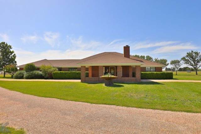 1901 Fm 614, Ovalo, TX 79541 (MLS #14217148) :: The Real Estate Station