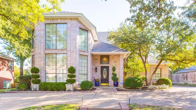 6909 Aspen Wood Trail, Fort Worth, TX 76132 (MLS #14217190) :: RE/MAX Town & Country
