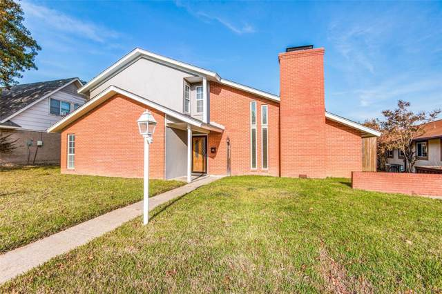 3921 Tacoma Street, Irving, TX 75062 (MLS #14217196) :: RE/MAX Town & Country