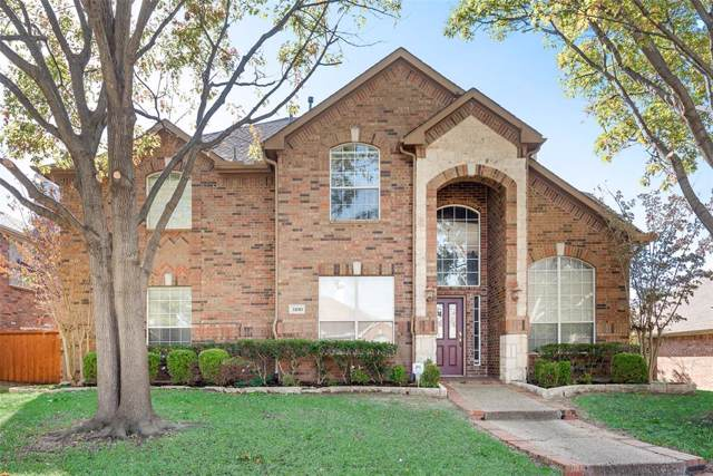 3100 Kimble Drive, Plano, TX 75025 (MLS #14217201) :: Vibrant Real Estate