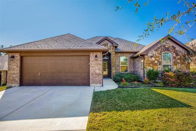 104 Valle Court, Azle, TX 76020 (MLS #14217231) :: Real Estate By Design