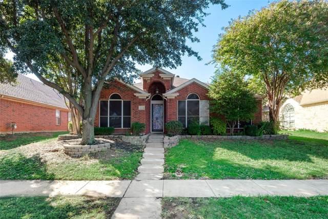 1252 Winston Drive, Lewisville, TX 75077 (MLS #14217242) :: Lynn Wilson with Keller Williams DFW/Southlake