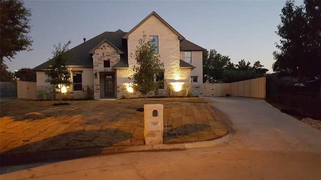 505 Quail Cove Court, Hurst, TX 76054 (MLS #14217288) :: RE/MAX Town & Country