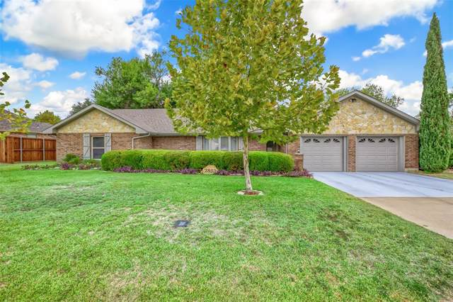 2803 Wildwood Road, Corinth, TX 76210 (MLS #14217289) :: Baldree Home Team