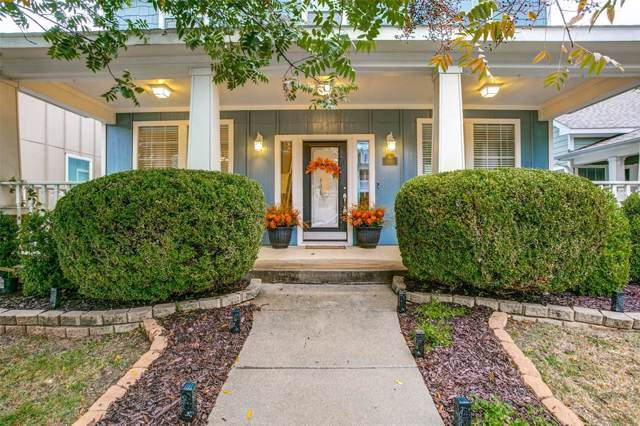 9813 Walnut Hill Drive, Providence Village, TX 76227 (MLS #14217292) :: Real Estate By Design