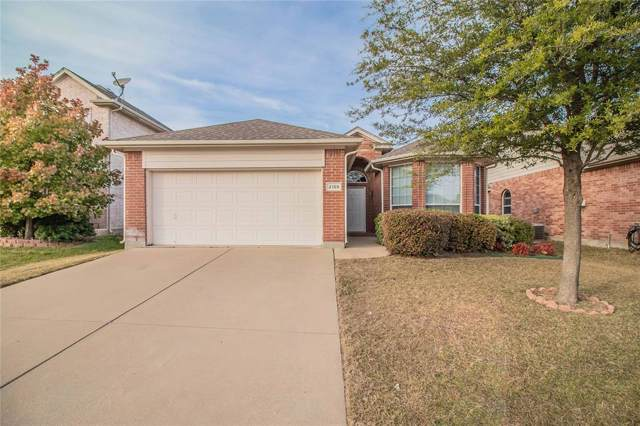 2109 Trina Drive, Fort Worth, TX 76131 (MLS #14217313) :: The Good Home Team