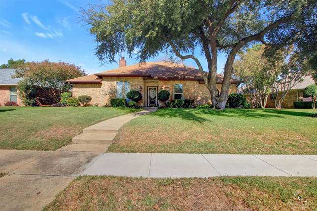 2209 Moore Drive, Plano, TX 75074 (MLS #14217326) :: RE/MAX Town & Country