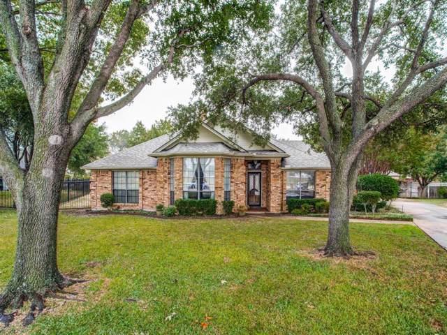 4904 Delta Court, North Richland Hills, TX 76180 (MLS #14217348) :: The Hornburg Real Estate Group