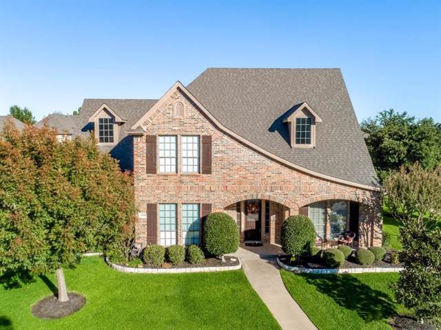 8100 Kentwood Drive, North Richland Hills, TX 76182 (MLS #14217355) :: RE/MAX Town & Country