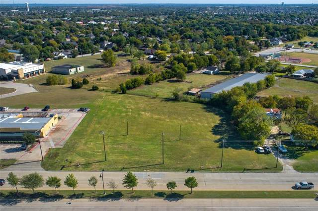 6910 State Hwy 78, Sachse, TX 75048 (MLS #14217380) :: The Kimberly Davis Group