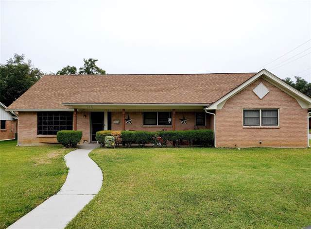 6921 Heritage Lane, Fort Worth, TX 76134 (MLS #14217384) :: RE/MAX Town & Country