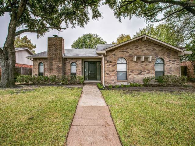 223 Woodhurst Drive, Coppell, TX 75019 (MLS #14217405) :: Lynn Wilson with Keller Williams DFW/Southlake