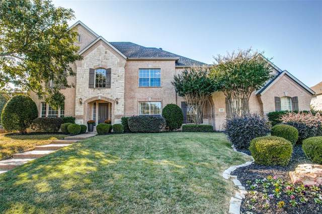 408 Wickham Lane, Southlake, TX 76092 (MLS #14217443) :: The Mitchell Group