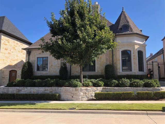 6816 Cousteau Court, Plano, TX 75024 (MLS #14217471) :: RE/MAX Town & Country