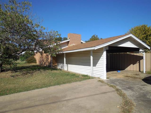 708 W Sadosa Street, Eastland, TX 76448 (MLS #14217477) :: Lyn L. Thomas Real Estate | Keller Williams Allen