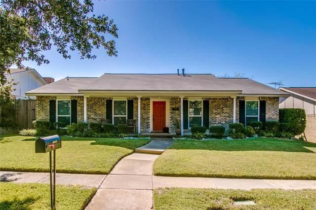 10836 Villa Haven Drive, Dallas, TX 75238 (MLS #14217487) :: The Hornburg Real Estate Group