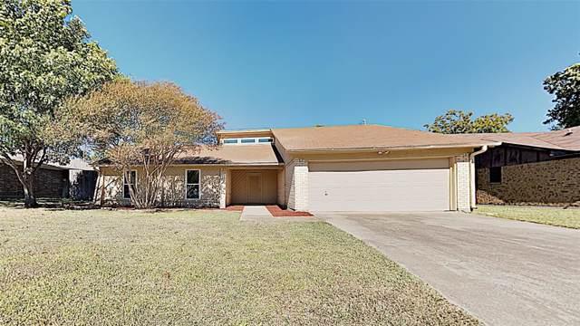 736 Spring Valley Drive, Hurst, TX 76054 (MLS #14217504) :: Team Hodnett