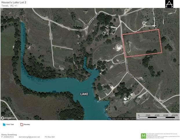 Lot 145 Comanche Lake Road, Comanche, TX 76442 (MLS #14217523) :: The Kimberly Davis Group