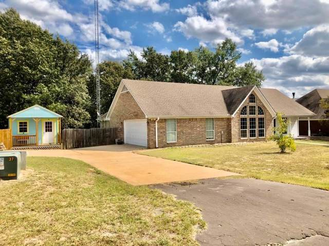152 County Road 2248, Mineola, TX 75773 (MLS #14217580) :: The Tierny Jordan Network