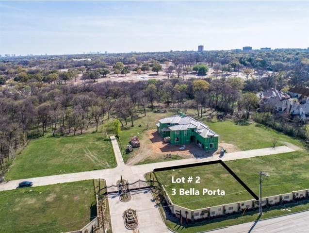 3 Bella Porta Place, Dallas, TX 75254 (MLS #14217600) :: Trinity Premier Properties