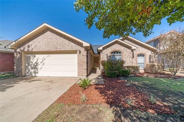1028 Gaines Mills, Grand Prairie, TX 75052 (MLS #14217611) :: RE/MAX Town & Country