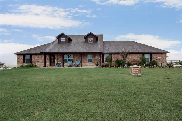 186 County Road 4430, Rhome, TX 76078 (MLS #14217623) :: RE/MAX Town & Country