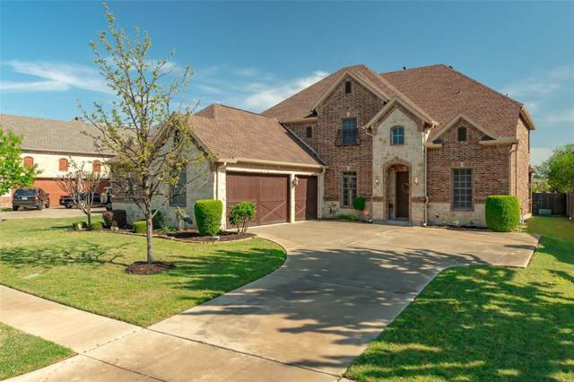 2209 Canterbury Drive, Mansfield, TX 76063 (MLS #14217672) :: RE/MAX Town & Country