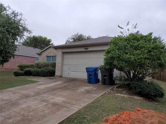 207 Oakhurst Drive, Seagoville, TX 75159 (MLS #14217678) :: RE/MAX Town & Country