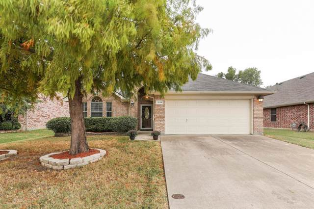 1219 Clearwater Drive, Grand Prairie, TX 75052 (MLS #14217687) :: RE/MAX Town & Country