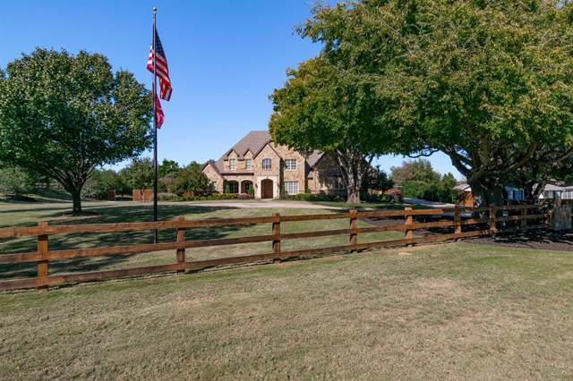 6208 Ld Lockett Road, Colleyville, TX 76034 (MLS #14217690) :: All Cities Realty
