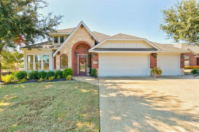 5528 Sierra Ridge Drive, Fort Worth, TX 76123 (MLS #14217767) :: HergGroup Dallas-Fort Worth