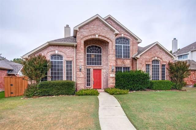 409 Mainsail Drive, Allen, TX 75013 (MLS #14217807) :: The Kimberly Davis Group