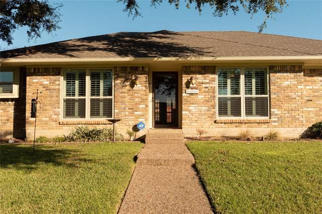 1935 Camden Way, Carrollton, TX 75007 (MLS #14217808) :: Frankie Arthur Real Estate